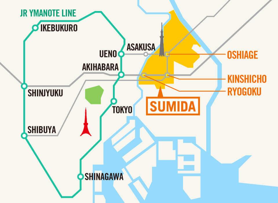 Oishii Sumida Tokyo | Japanese Restaurants Guide - Visit Sumida ...